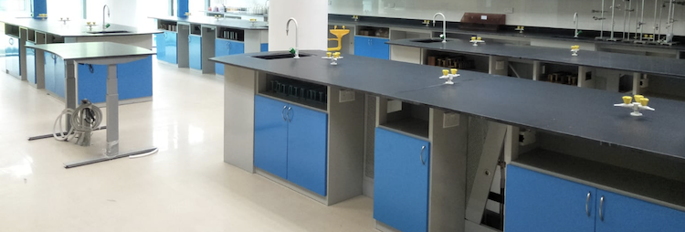 How to set up a school laboratory?