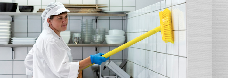 Manual cleaning has never been more important.