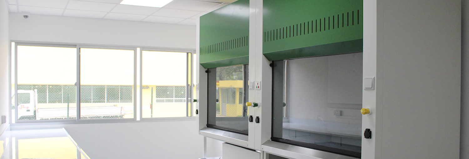 Instruction to select right Fume Hood