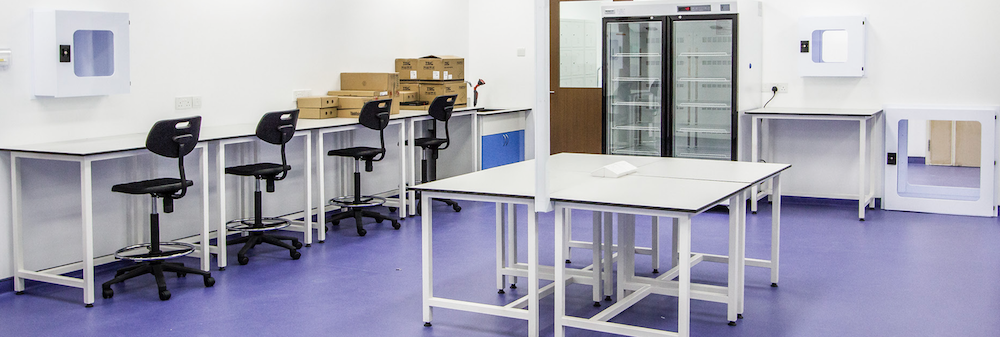 Trend of laboratory design in 2021