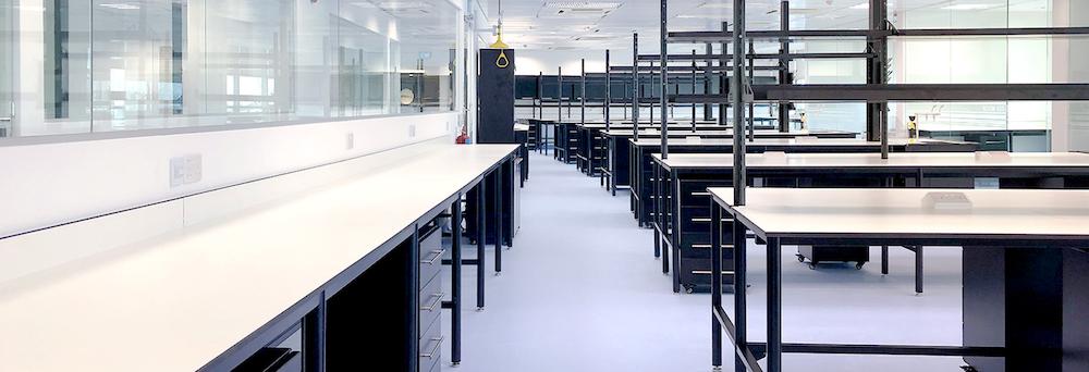 Urbano® - The modern flexible laboratory bench